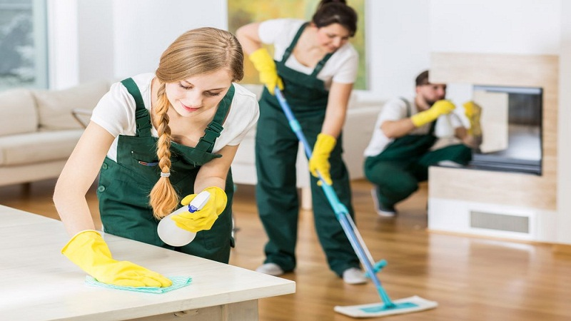 3 Tips to Clean Your Home in Half the Time