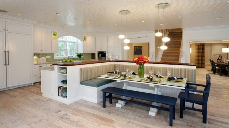 4 Clever Flooring and Kitchen Design Hacks
