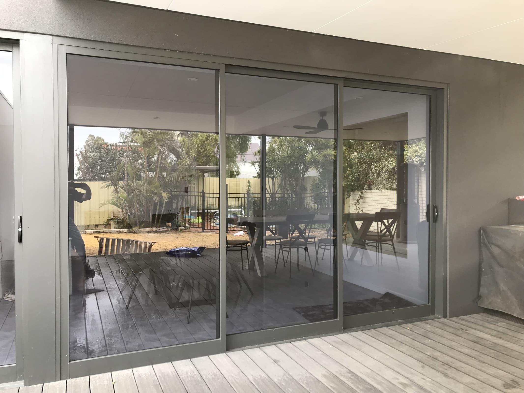 sliding doors Perth